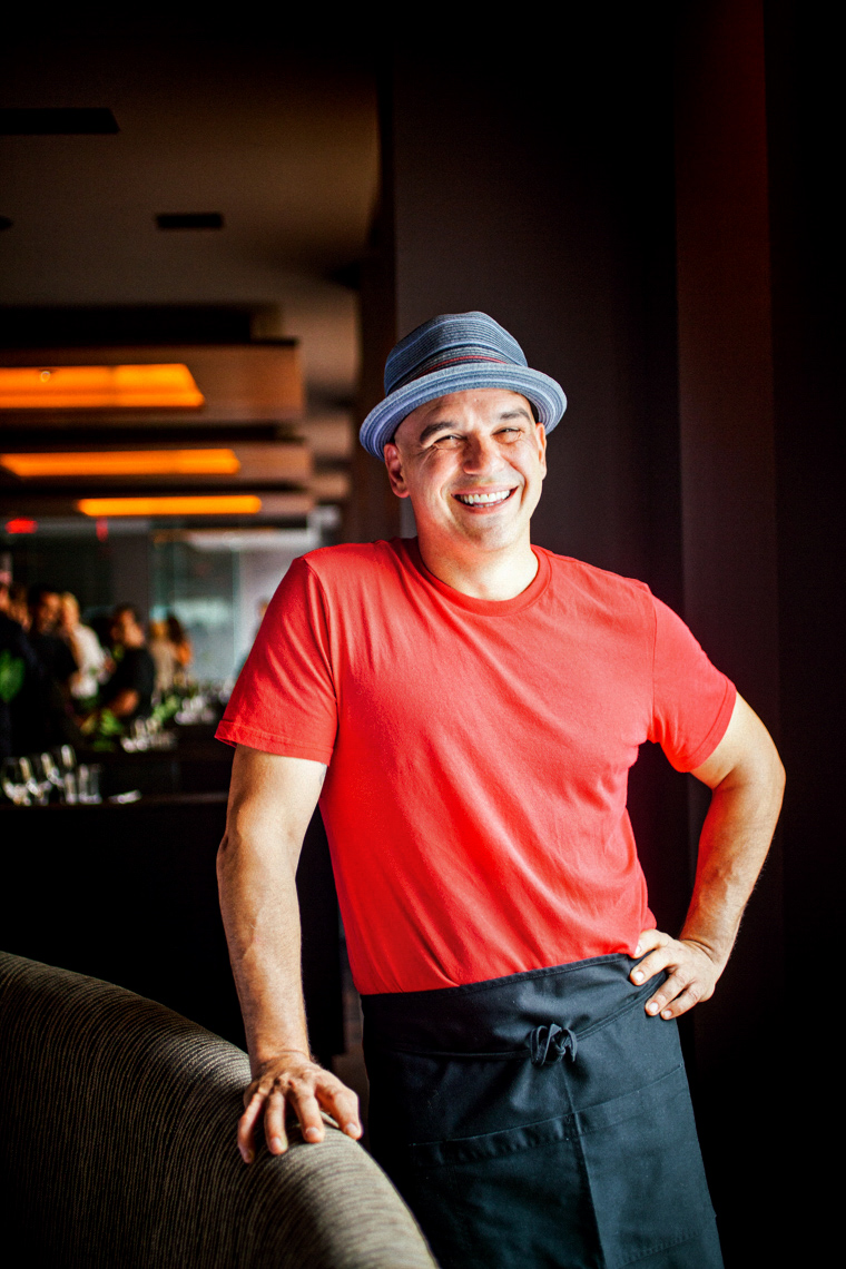 Celebrity Chef Michael Symon
